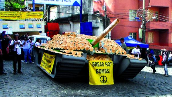 Aktionsprojekt Brotpanzer