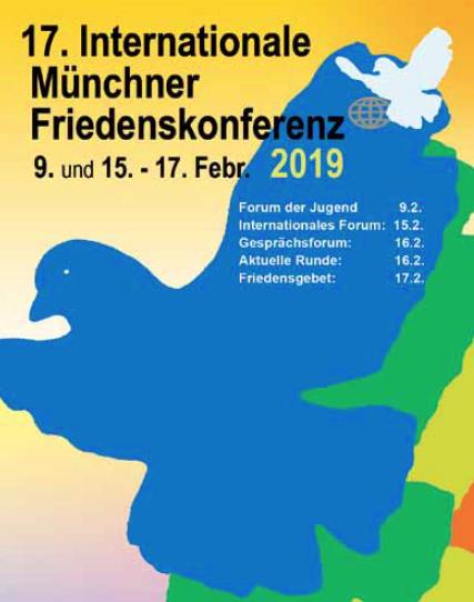 Internationale Münchner Friedenskonferenz