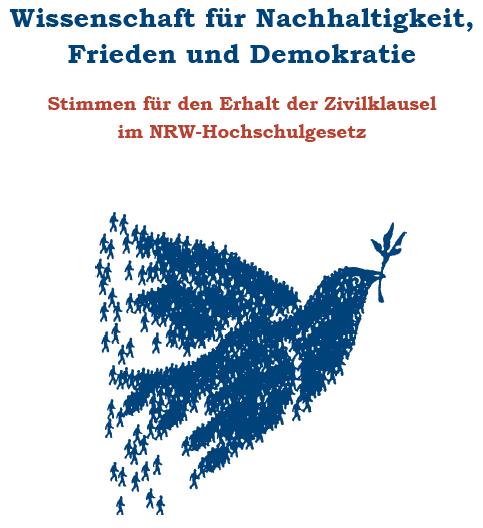 Stimmen für den Erhalt der Zivilklausel im NRW-Hochschulgesetz: Prof. Dr. Ernst Ulrich von Weizsäcker