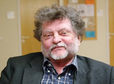 Dietrich Schulze -- Foto: Michael Schulze von Glaßer