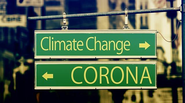 Klima und Corona
