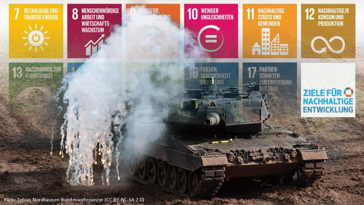 Klimakrise zwischen Militarisierung und Frieden