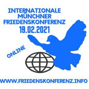 Internationale Münchner Friedenskonferenz 2021